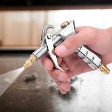 Al Alloy Air Blow Gun Long Nozzle Dust Blower Computer Case Engine Cleaner Tool