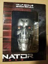 Terminator Genisys Half Scale Endo Skull LootCrate Exclusive