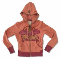Aerosmith Permanent Vacation Trunk LTD Orange Ladies Sweatshirt New Official
