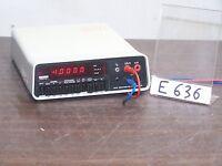 MULTIMETRE ENERTEC 7045 - 20.000 pts  - 4.1/2 digits - *E636