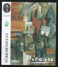 Souvenir sheet 1999 Famous paintist Pablo Picasso Paintings,Art,Cubism