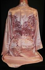 Victoria's Secret 2009 Fashion Show Robe / Wrap *Nw/T* One Size *Pink* *Glitter*