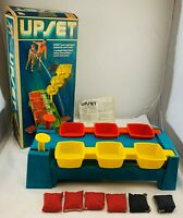 1967 Upset Game by Ideal Complete in Great Condition FREE SHIP