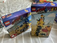Lego The Lego Movie 2 Sets 70821 & 70823 - New & Sealed.