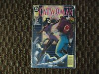 DC Catwoman Nobody Messes With Her Friends 5 Dec 93