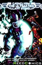 CATACLYSM ULTIMATES LAST STAND GRAPHIC NOVEL New Paperback Crossover Story Arc