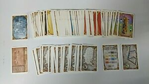 Ticket to Ride Board Game Replacement Cards Days of Wonder 2007 (You Choose)