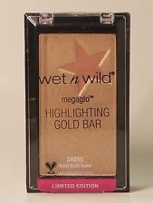 Wet n Wild Limited Edition Sequins & Stardust Megaglo Highlighting Gold Bar