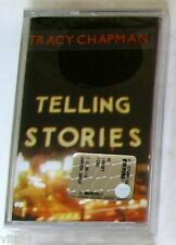 TRACY CHAPMAN - TELLING STORIES - MC K7 TAPE SEALED