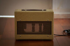 5F1 tweed champ princeton head shell cabinet wide panel (amplifier NOT included)
