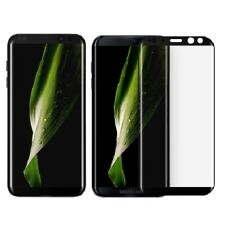 Edge to Edge Screen Protection Tempered Glass 9H For Samsung Galaxy S9 Plus