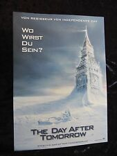The Day After Tomorrow lobby card # 1