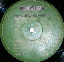 "WONDERLAND AVENUE - WHITE HORSE - 2005 - RFSP 021 ROYAL FLUSH RECORDS 12"" VINYL"