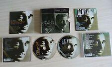 COFFRET EXCLUSIVE EDITION 2 CD ALBUM THE BEST CHARLES AZNAVOUR  30 TITRES 2007