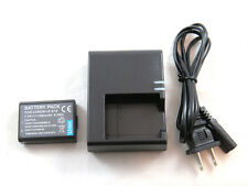 Charger and Battery for Canon Rebel T5 T3 EOS 1200D 1100D Kiss X70, Kiss X50