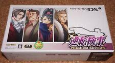 "NEW Gyakuten Kenji PREMIUM EDITION (original design ""Nintendo DSi"" included F/S"