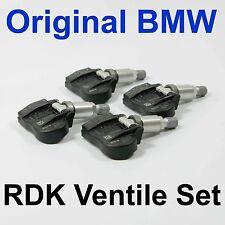 4x BMW Reifendrucksensoren RDK RDC LC 433 MHz 1er 2er 3er 4er X5 X6 i3 Mini One