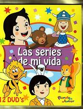 PACK LAS SERIES DE MI VIDA 12 DVDS DONCHOLLO