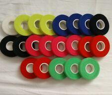 5x lote finger tape esparadrapo bjj grappling jiu jitsu 1,25 cm X 10 m nuevo new