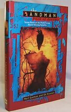 Neil Gaiman and Ed Kramer THE SANDMAN: Book of Dreams First edition Hc in dj