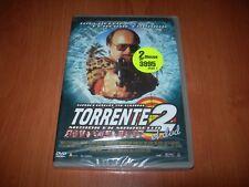 TORRENTE 2 MISIÓN EN MARBELLA EDICIÓN ESPECIAL 2 DISCOS DVD PRECINTADO