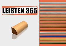 Viertelstab, Viertelstäbe, Winkel, Sockelleisten Musterset (5 Dekore) 12x12 mm
