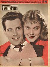 FUNK UND FILM 1955 nr. 09 - GINA LOLLOBRIGIDA / MARIA EMO / IDA KROTTENDORFF