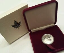 RARE UNC. 1982 CANADA PROOF LIKE DOLLAR ROYAL CANADIAN MINT 1867 CONFEDERATION