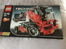 LEGO 8041 Technic Race Truck Set 2010 new in sealed box retired