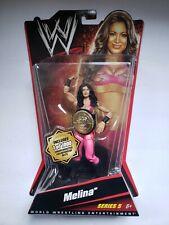 WWE Melina Series 5 Action Figure and Commemorative Belt 1 of 10,000 #202 Mattel