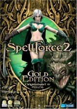 SPELLFORCE 2 - GOLD EDITION PC USATO