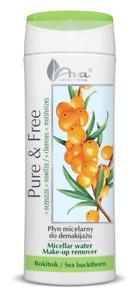 AVA Pure & Free płyn micelarny do demakijażu/ micellar water
