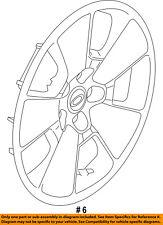 FORD OEM 11-16 Explorer Wheels-Wheel Cover BB5Z1130C