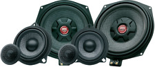 MTX BMW & MIni Retrofit OEM Upgrade Speaker System Tweeter Mid Sub Kit