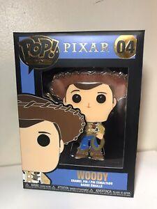 Woody 04 Funko Pop Pin DISNEY Pixar SERIES 1 Toy Story  Loungefly