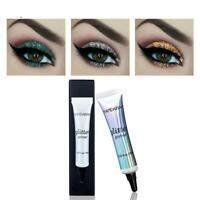 Frauen Damen Glitter Pailletten Kleber Creme Lidschatten Primer Make-Up Tool