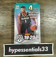 2019-2020 Panini NBA Prizm Mosaic Hanger Box Factory Sealed In Hand