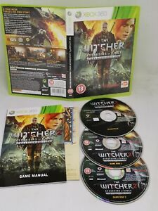 The Witcher 2: Assassin of Kings Enhanced Edition VGC Xbox 360 Game  Free Post