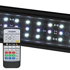 "LED Aquarium Light Freshwater Plant 24/7 Remote Automation 90cm 36"" Lamp Surface"
