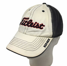 Boston Red Sox Titleist Golf Baseball Cap Hat Embroidered B Logo Strapback
