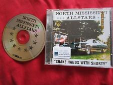 North Mississippi Allstars Shake Hands With ShortyTone-Cool 8573 83418 2 CD LP