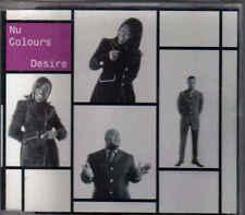 Nu Colours-Desire cd maxi single