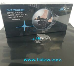 HiDow Foot Massager Slipper Sandals Sealed Box, FREE SHIPPING!