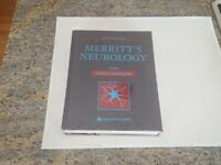 Merritt's Neurology - Editor Lewis P. Rowland 10th Edition - New in Shrink Wrap