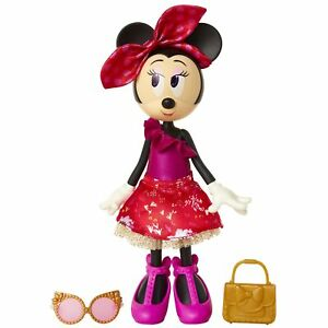 Oh So Chic Minnie Mouse Premium Fashion Doll