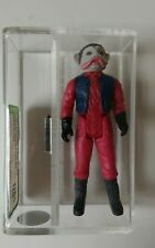 Vintage Star Wars figure NIEN NUMB AFA GRADED U85 NM NO COO not UKG nine nunb