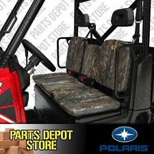 NEW POLARIS RANGER CARHARTT SPLIT BENCH SEAT SAVER REAL TREE CAMO 2882352-587