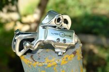 campagnolo  veloce rear derailleur medium cage silver 10 speed