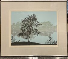 """Wilbur Streech Serigraph """"River Reflections"""" signed Limited Edition 114/150"""
