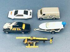 1:64 CORGI TOYS Juniors JAMES BOND Gift Set: 3030 TSHLM Mercedes 240 D /8 Lotus